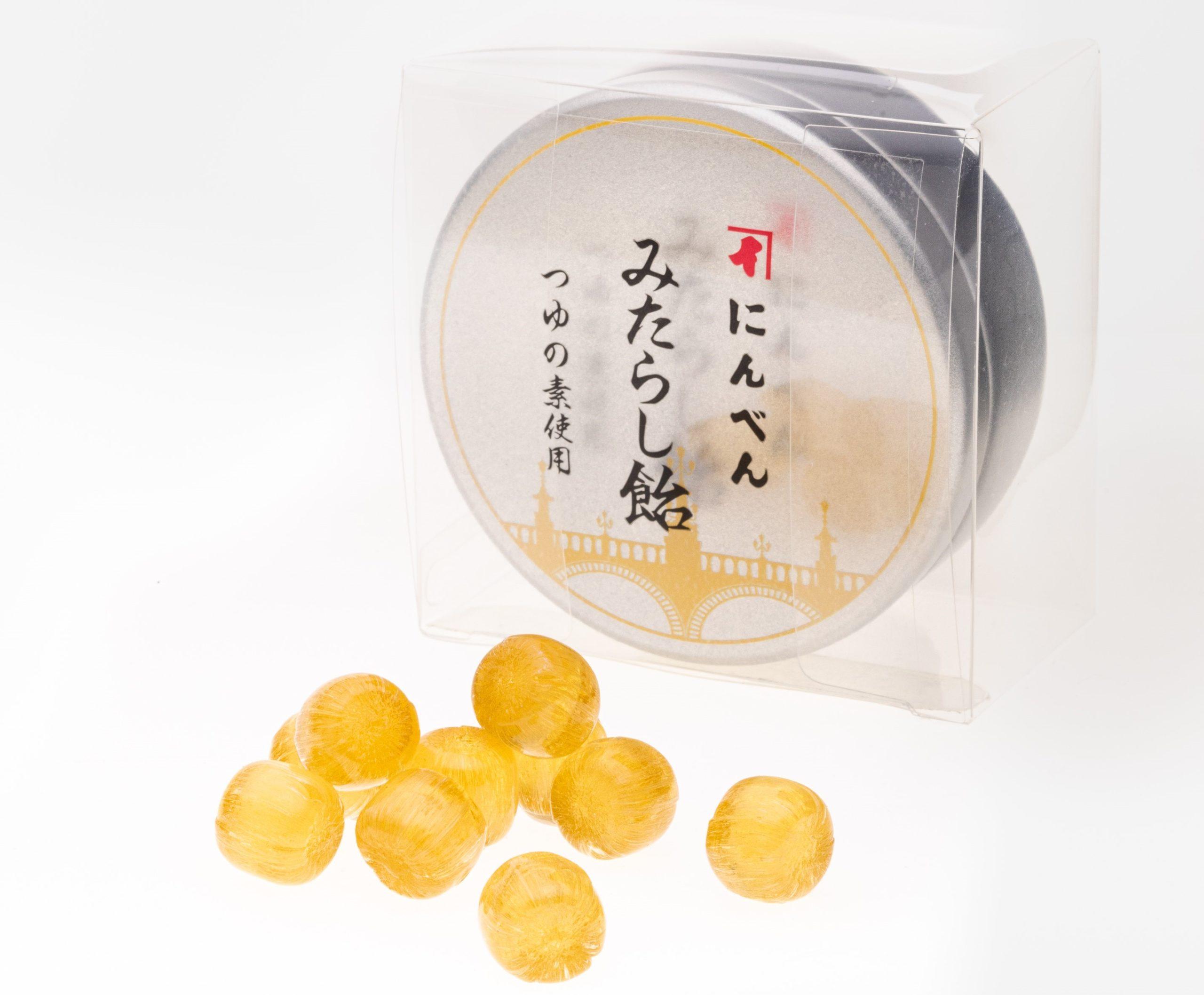 どんな味なの? にんべんの「つゆの素」を使った飴が限定発売に!