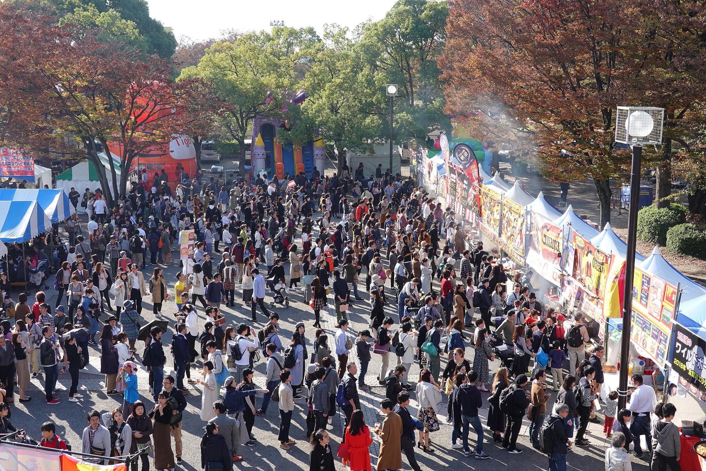 日本最大級のスペインフェス、2020年は3日間開催でパワーアップ 『フィエスタ・デ・エスパーニャ』(代々木公園)