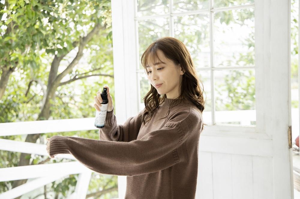 大吟醸酒の保湿効果に注目した保湿ができるアルコールハンドスプレー「Mistgram60」が発売