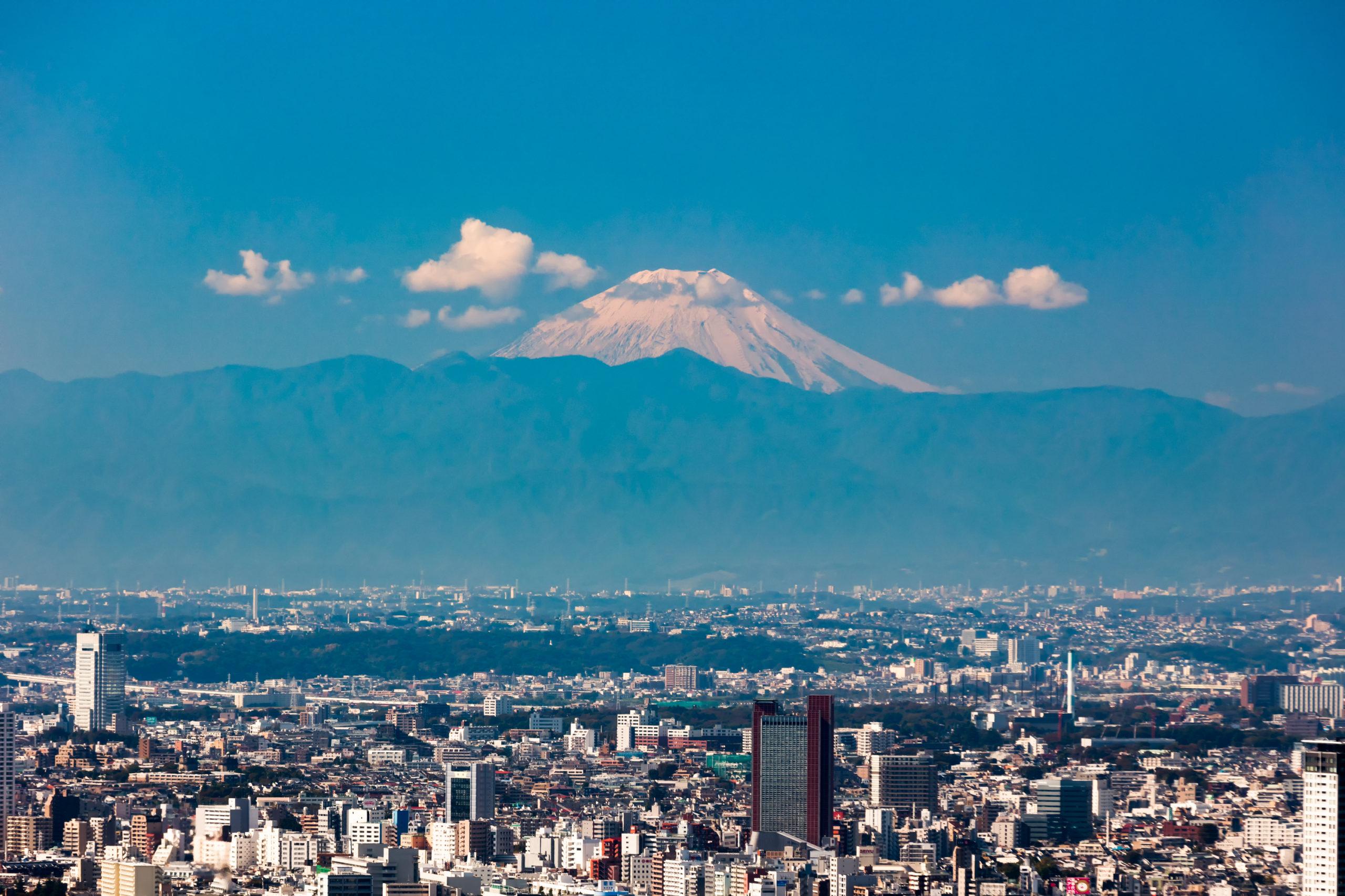 2021お正月は六本木ヒルズ展望台 東京シティビューの「着物 DE 無料スカイデッキ」で(六本木)