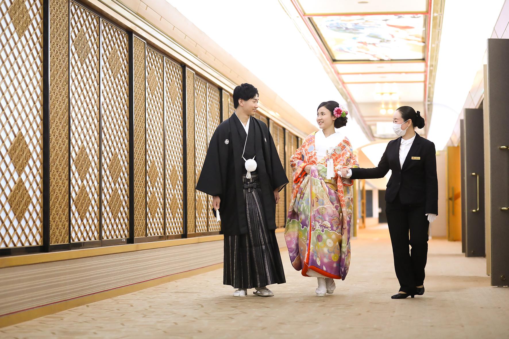 「結婚式をプレゼント」 ホテル雅叙園東京がコロナ禍で結婚式を諦めた新郎新婦に「絆ウエディング」を実施
