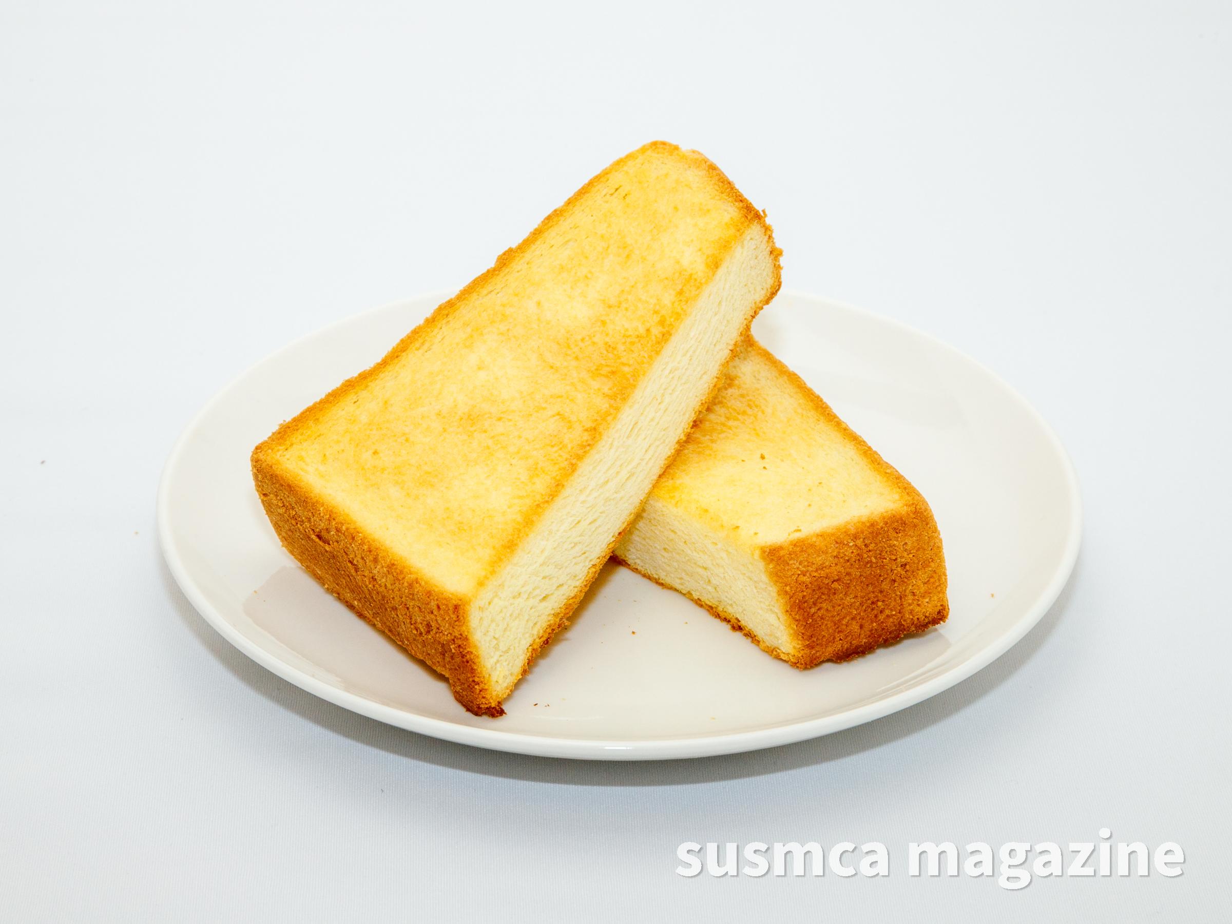 《モス》 予約制の高級食パンを食べてみたら本当に「バターなんていらないかも」だった