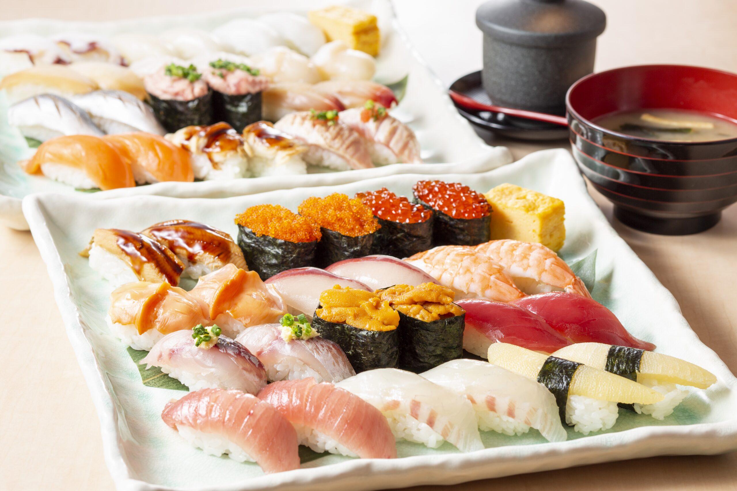 高級寿司食べ放題「雛鮨」が上野の森さくらテラス2階に3/16開店するよ!上野駅 不忍口すぐ!