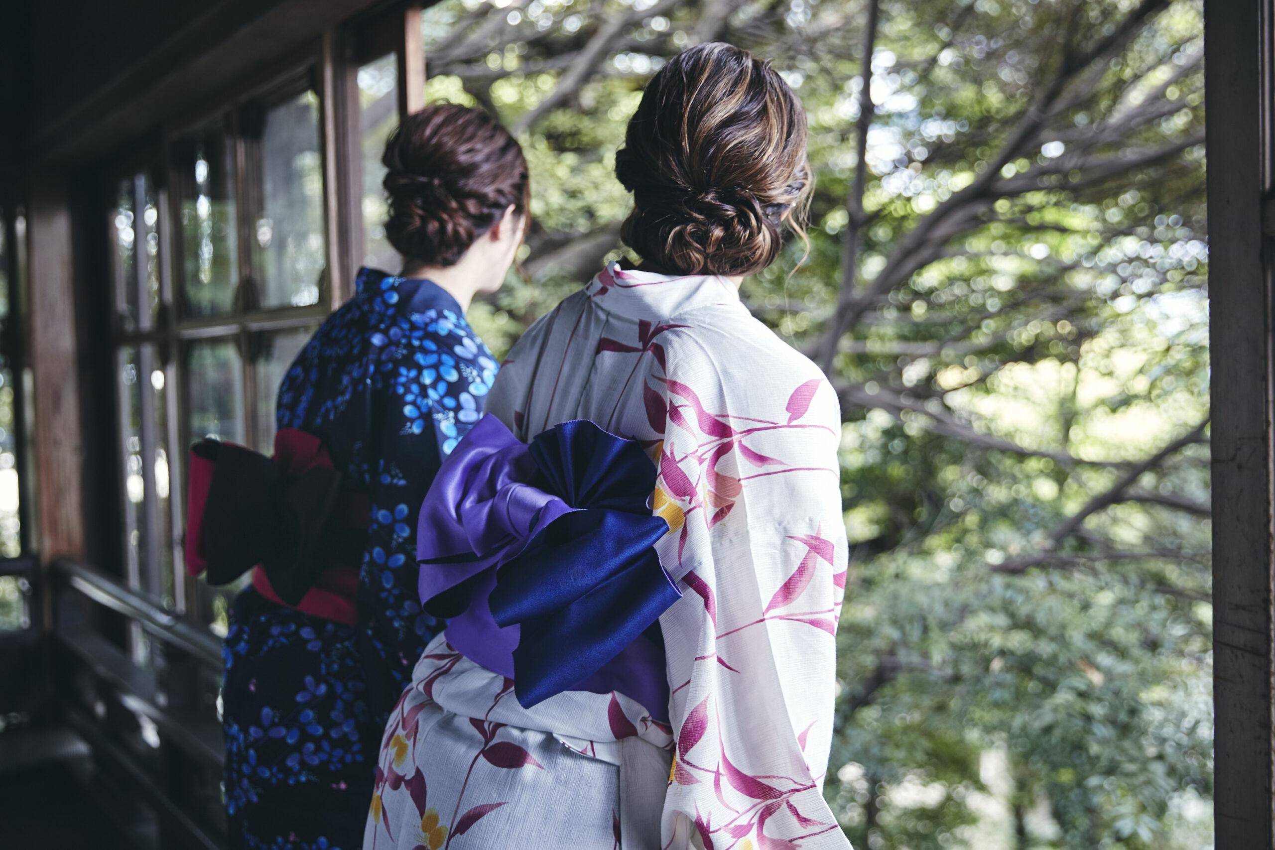 ホテル雅叙園東京で上質な「涼」体験。 日本美を感じる夏の「浴衣プラン」が今年も登場。浴衣で愉しむ、癒しのひと時。