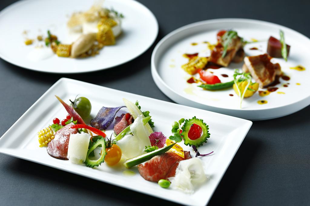 地上100メートルで地産地食「東京食材の夏メニュー」が小田急ホテルサザンタワーに登場 食を通じて東京の魅力を発信《新宿》