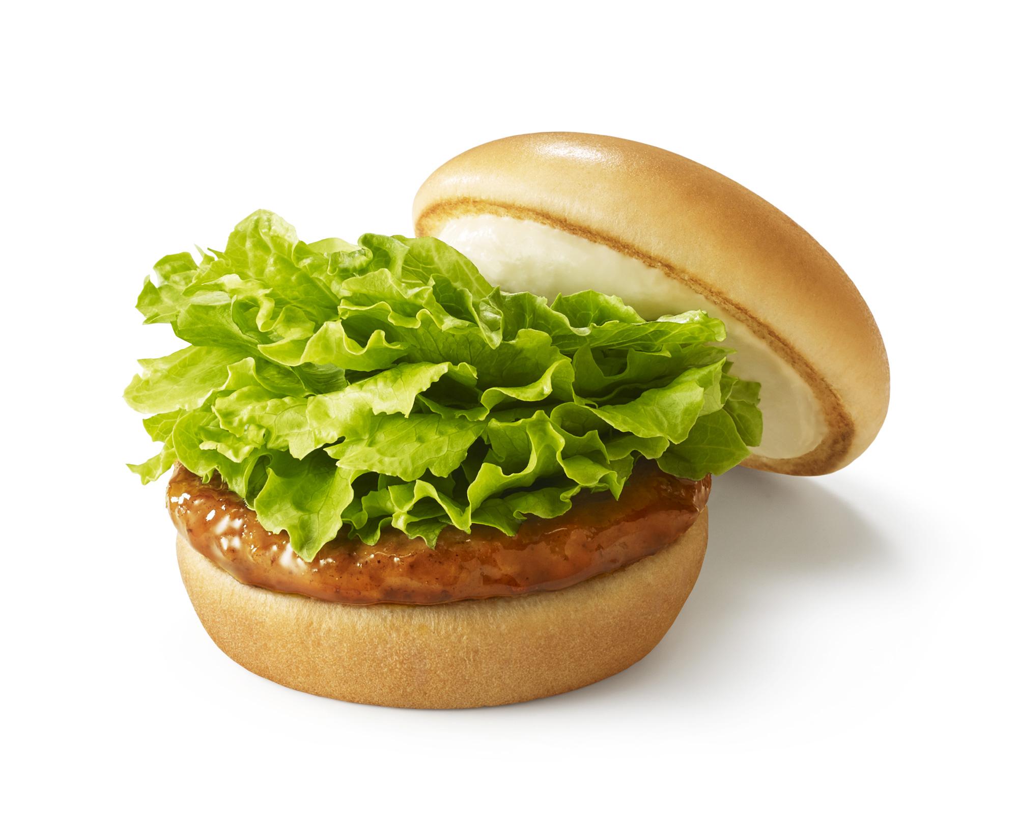 [モスバーガー] 今年も復活!「クリームチーズテリヤキ」2021/6/17から数量限定販売 毎年200万食の人気商品