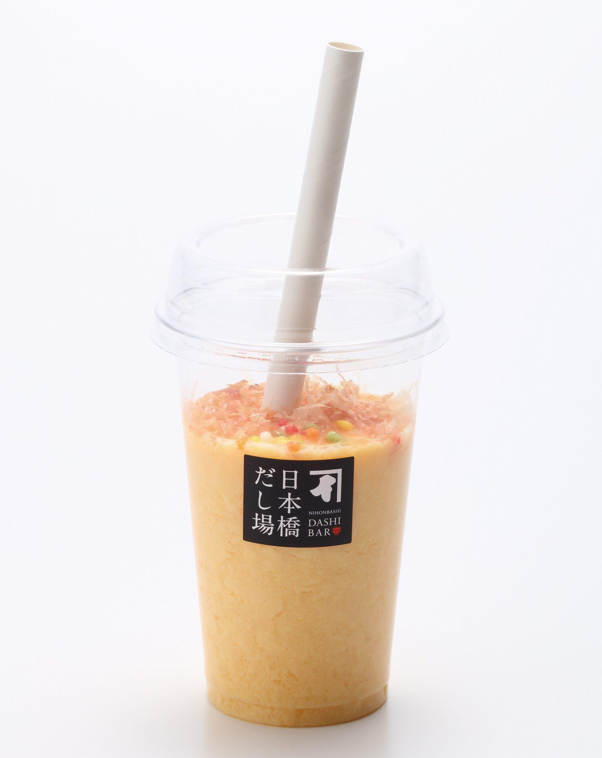 話題の商品「飲む茶椀蒸し2021 本枯鰹節のせ」にんべんより新登場