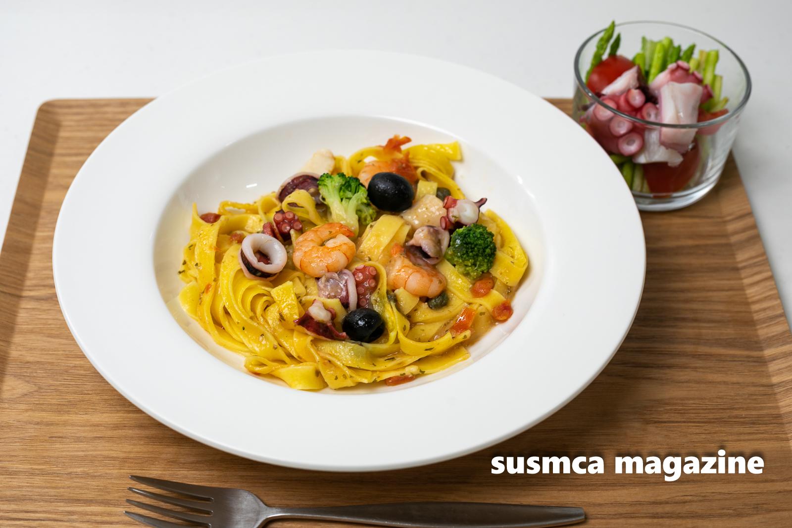 ロイヤルデリ初のロングパスタ新商品を食べてみたら本場イタリアの味に感動した《ディナーパスタ》