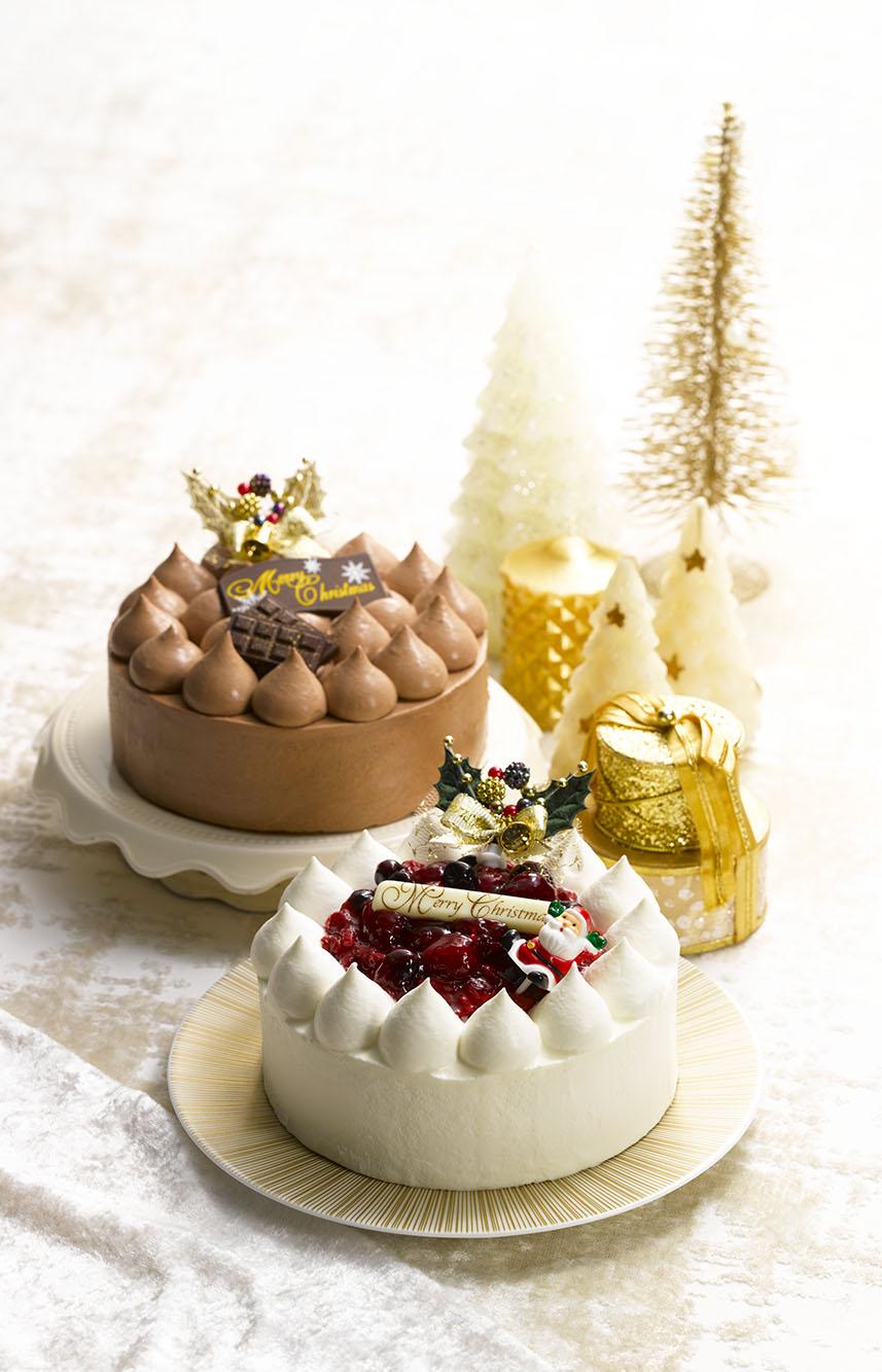 9/22予約受付開始「ロイヤルのクリスマスケーキ&ディナー」